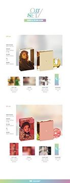 Chungha - [Offset] 2nd Mini Album Random Ver CD+Booklet+Post+Card+Book Mark K-POP SEALED